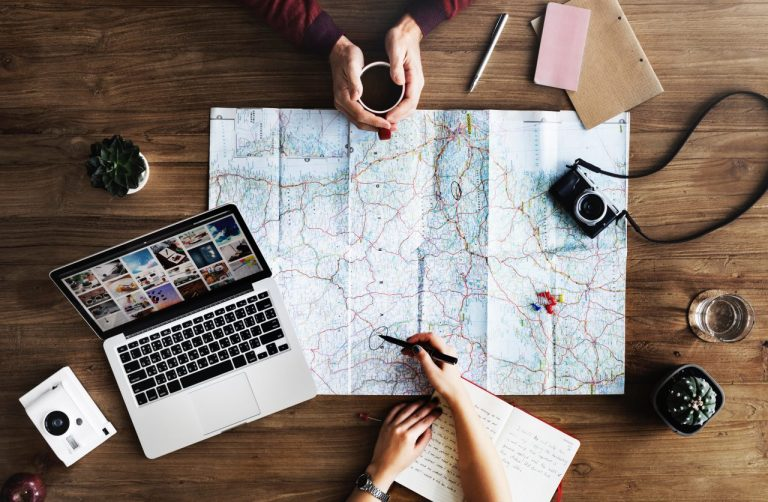 What it takes to plan a intercontinental journey?
